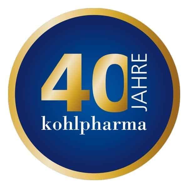 2019 feiert der Arzneimittel-Importeur kohlpharma sein 40-jähriges Bestehen.