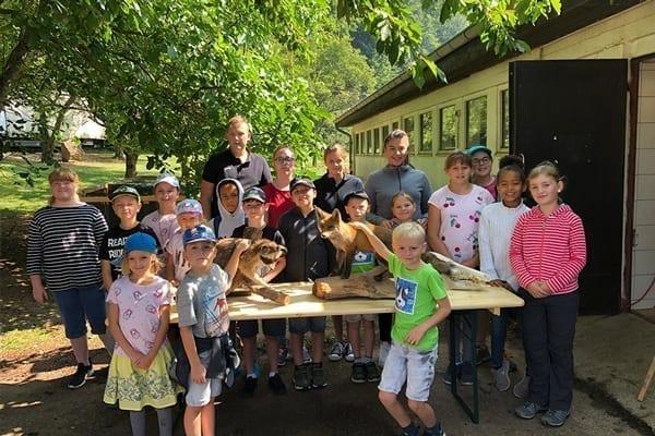 kohlpharma Ferienfreizeit für Kinder von Mitarbeitern