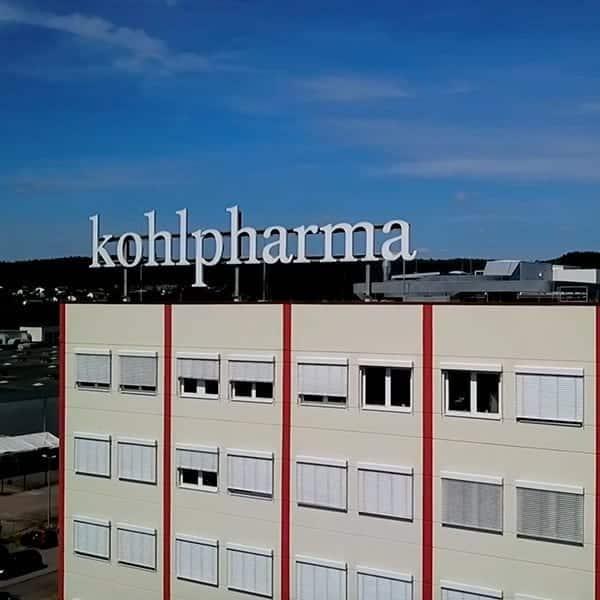 40 Jahre nach der Gründung ist kohlpharma einer der größten Arzneimittel-Importeure in Europa.