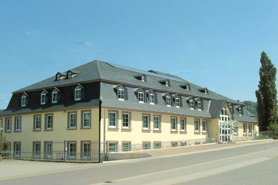 kohlpharma Verwaltungsgebäude in Perl 1992