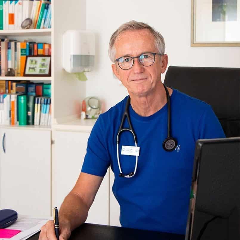 Arzt Testimonial - Import-Arzneimittel von kohlpharma